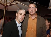 Matt Tolmach and Adam McKay at the after party of the premiere of