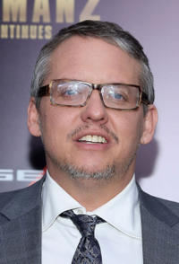 Adam McKay at the New York premiere of