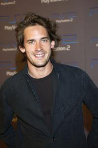 Will Kemp at the Playstation 2 celebration at Electronic Entertainment Expo.