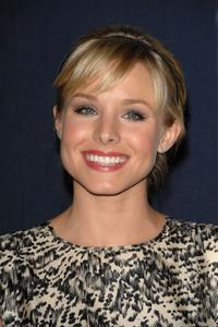 Kristen Bell at Declare Yourself 2008 Celebrates 18 in Beverly Hills.