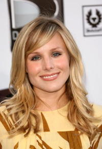 Kristen Bell at the