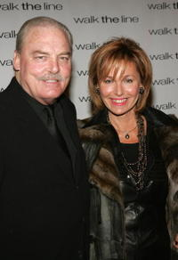 Stacy Keach and wife Malgosia Tomassi at the New York premiere of