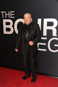 Stacy Keach at the New York premiere of