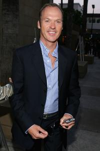 Michael Keaton at the Los Angeles premiere of