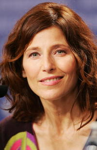 Catherine Keener at the 56th Berlinale Film Festival photocall of
