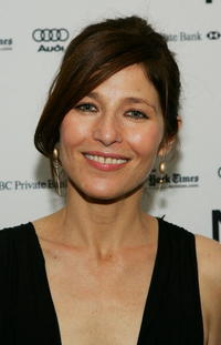 Catherine Keener at the New York Film Festival premiere of