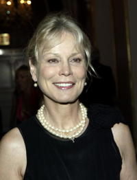 Marthe Keller at the National Actors Theater Benefit.