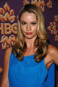 Cameron Richardson at the HBO Emmy afterparty.