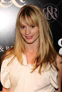 Cameron Richardson at the afterparty of