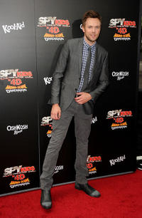 Joel McHale at the California premiere of