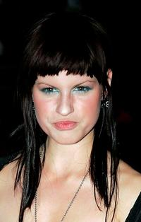 Jemima Rooper at the world gala premiere of