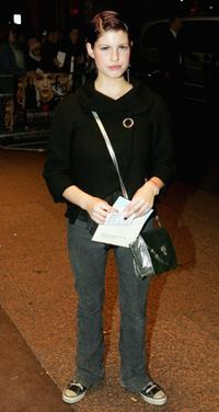 Jemima Rooper at the gala screening of