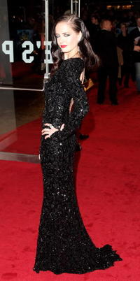 Actress Eva Green at the London premiere of