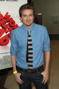 Tom Lenk at the California premiere of