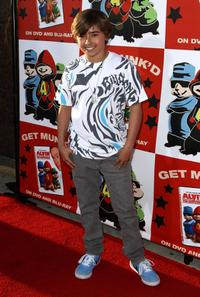 Jansen Panettiere at the DVD release party and charity concert event of
