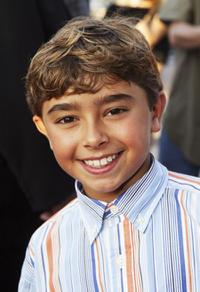 Jansen Panettiere at the premiere of