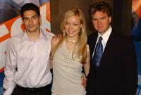 D.J. Cotrona, Olivia Wilde and Kevin Anderson at the Fox Upfront Previews 2003-2004.