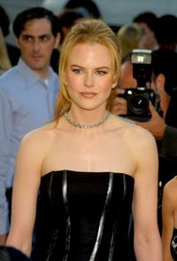 Nicole Kidman at the Los Angeles premiere of