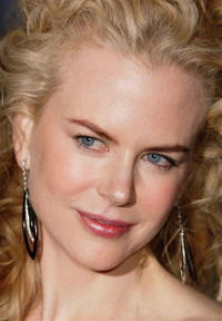 Nicole Kidman at the American Society of Cinematographers Achievement Awards.