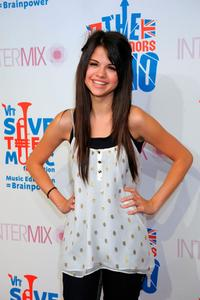 Selena Gomez at the 3rd Annual