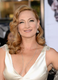 Zoe Bell at the California premiere of