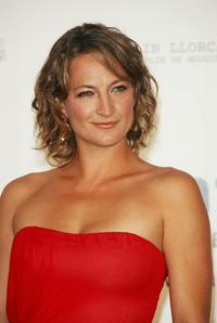 Zoe Bell at the Cinema Against Aids 2007 in Cannes.