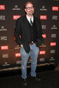 Terry Kinney at the 13th Annual Gen Art Film Festival launch party.