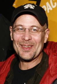 Terry Kinney at the rehearsal for the play
