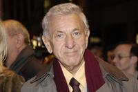 Jack Klugman at the New York premiere of