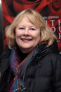 Shirley Knight at the New York premiere of