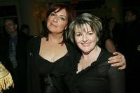 Caroline Aaron and Brenda Blethyn at the after party of the New York premiere of