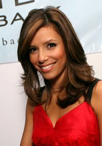 Eva Longoria Parker at the Platinum Guild International USA Party in Los Angeles, California.