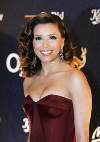 Eva Longoria Parker at the annual Bambi Awards 2007 in Duesseldorf, Germany.