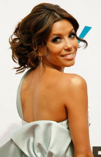 Eva Longoria Parker at the 2007 NCLR ALMA Awards.