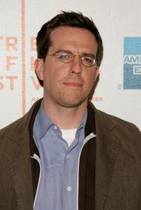 Ed Helms at the Tropfest during the 5th Annual Tribeca Film Festival.
