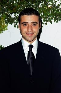 David Krumholtz at the Fox TV Emmy.