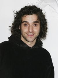 David Krumholtz at the world premiere launch of EA and Paramount Picture's