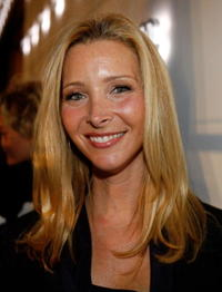 Lisa Kudrow the Chanel and P.S. Arts Party held at the Chanel Beverly Hills boutique.