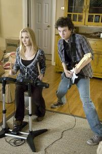 Lisa Kudrow and Gaelan Connell in