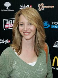 Lisa Kudrow at the Stand Up For Skate Parks To Benefit The Tony Hawk Foundation.