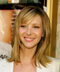 Lisa Kudrow at the Los Angeles Film Festival premiere of