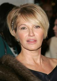 Ellen Barkin at the 2005 National Board of Review of Motion Pictures Awards ceremony.