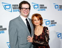 Swoosie Kurtz and Bryan Fuller at the 9th annual Family Television Awards.