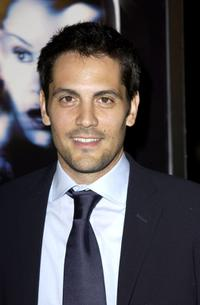 Michael Landes at the premiere of