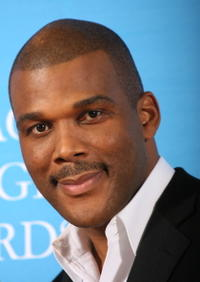 Writer/Director Tyler Perry during the 38th annual NAACP Image Awards in L.A.