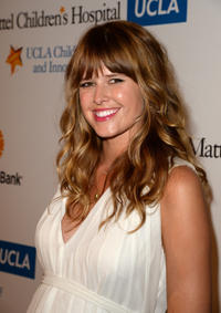Sarah Wright at the Kaleidoscope Ball Designing The Future benefitting the UCLA Children's Discovery and Innovation Institute.