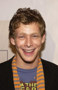 Johnny Lewis at the Fox Fall Season Launch event.