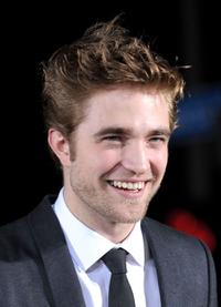 Robert Pattinson at the California premiere of