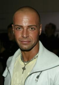 Joey Lawrence at the New York premiere party of