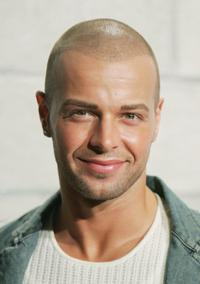 Joey Lawrence at the CBS, Paramount, UPN, Showtime, King World TCA party.